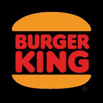 png royalty free Vector burger retro. King eps logo get