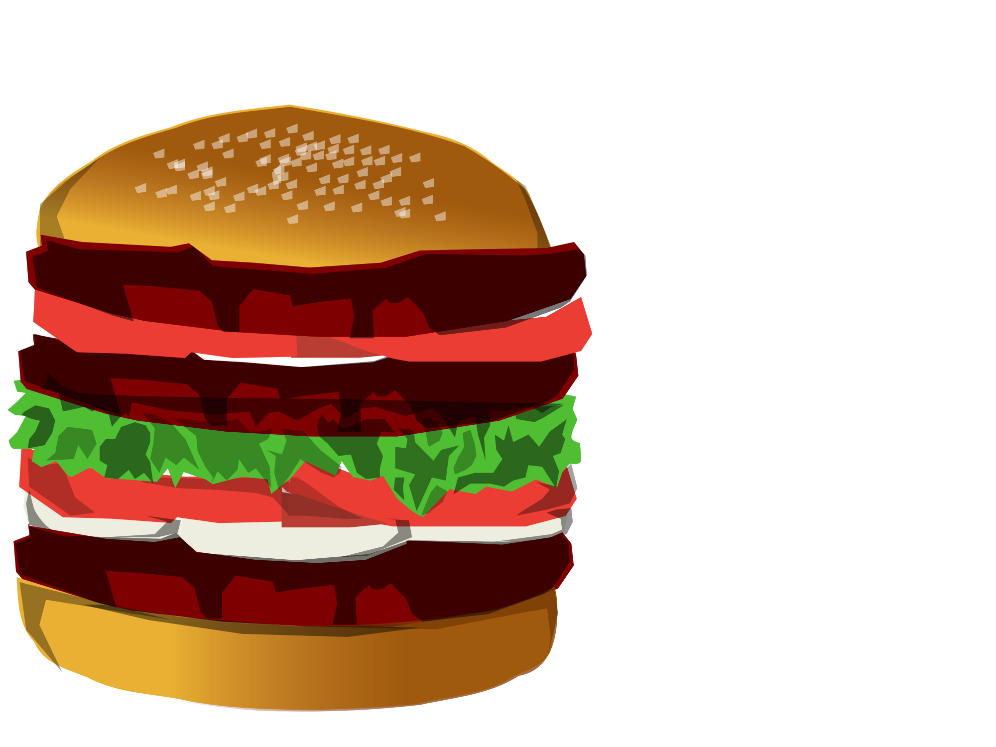 clip art library download vector burger svg #107525671