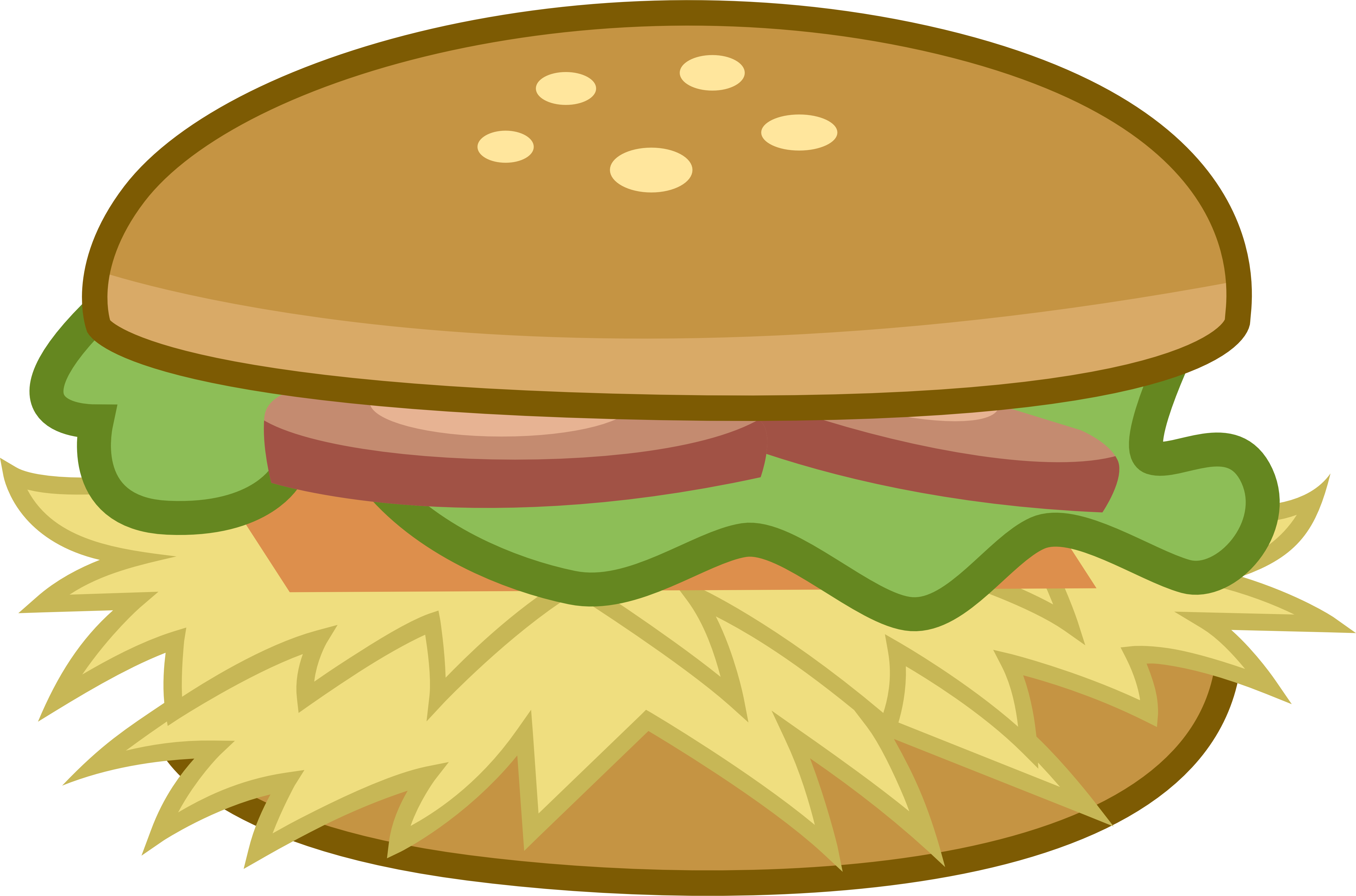 vector library Vector burger top view.  artist drakizora food