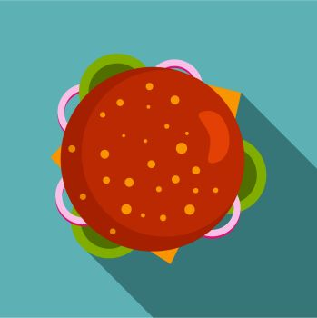 jpg Vector burger top view. You searched for hamburger