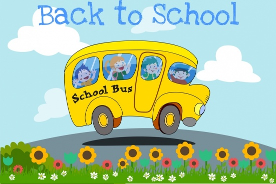 banner library download Free download for commercial. Vector bus animated