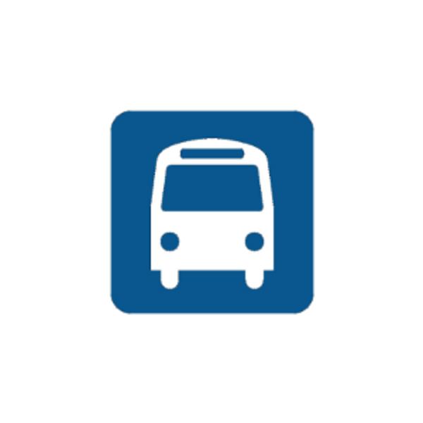 banner library Png Vector Bus