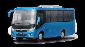 clipart Products gazelle motors corporation. Vector bus blue
