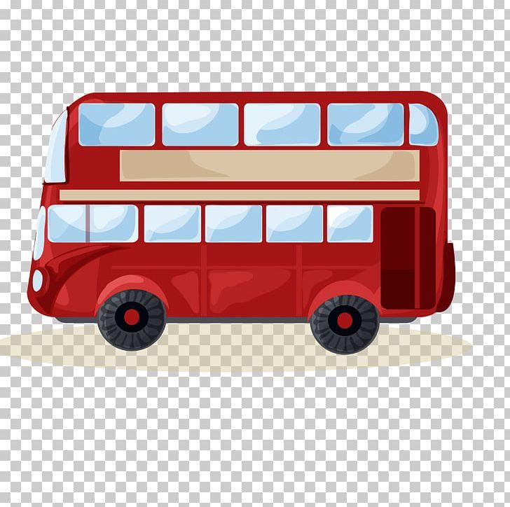 png transparent library Vector bus clip art. United kingdom double decker