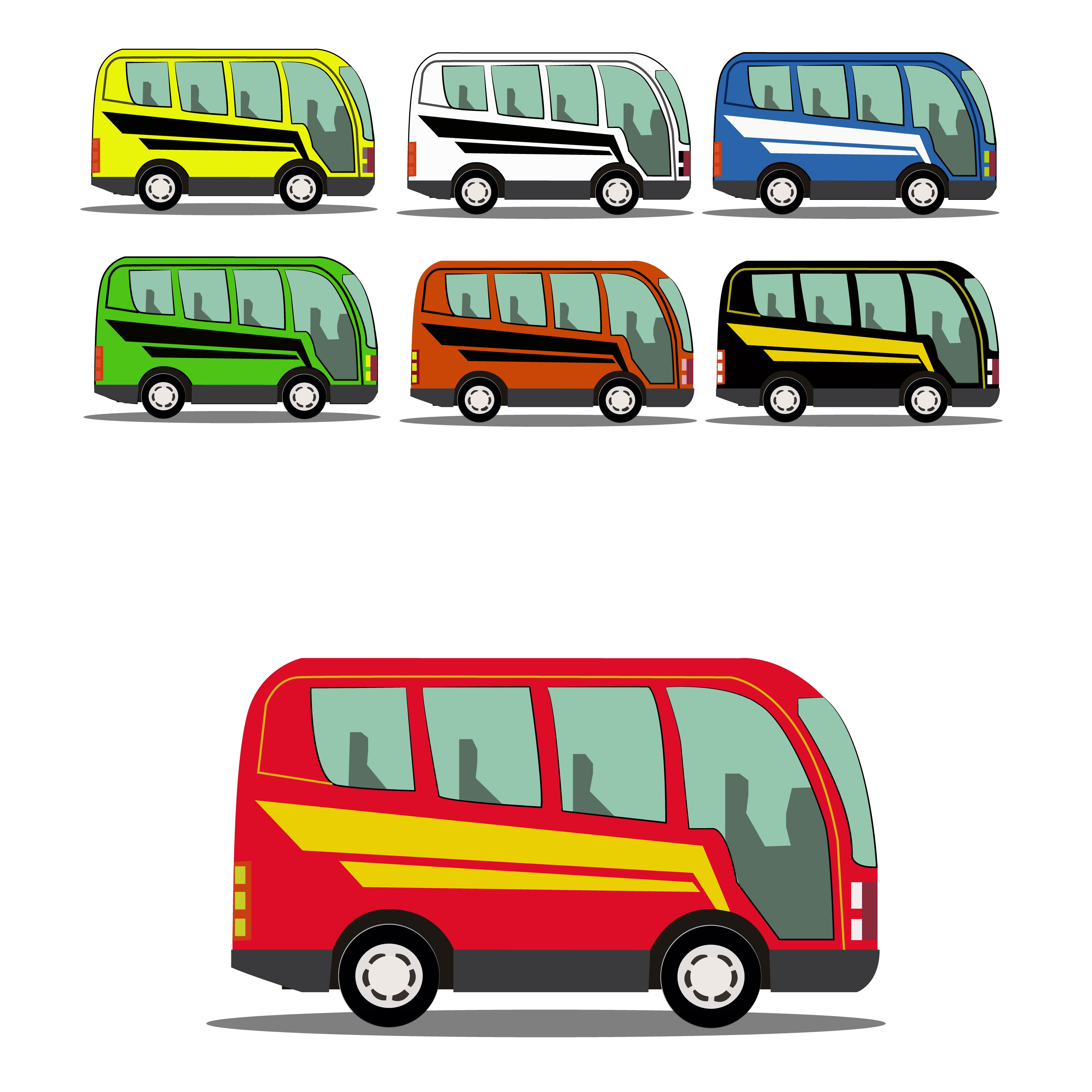banner black and white stock Truck icon car illustration. Vector bus delivery