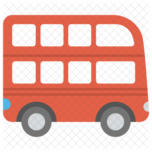png royalty free download Icon travel hotel holidays. Vector bus double decker