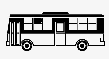 clip art royalty free download Line at paintingvalley com. Vector bus drawing
