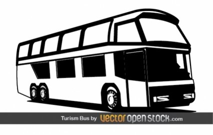 graphic freeuse library Vector bus gambar. Tourism misc free download