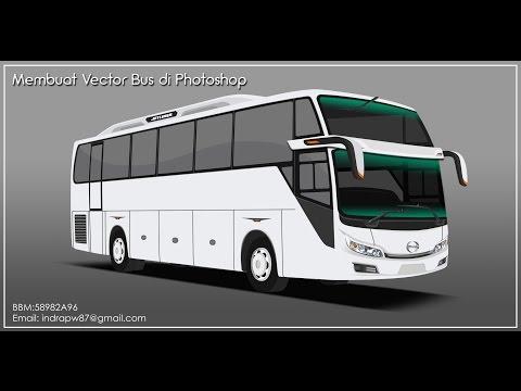 clip library download Vector bus gambar. Cara membuat bis di