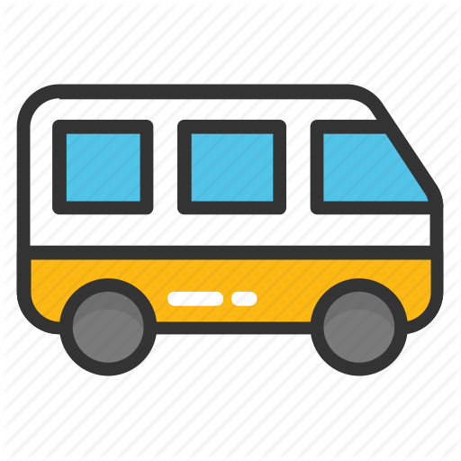 image transparent stock Vector bus illustrator. Hotel and travel by