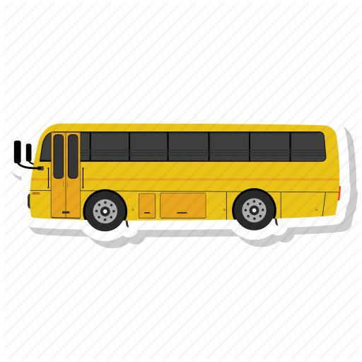picture free library Vector bus luxury. Transportation vol by icon