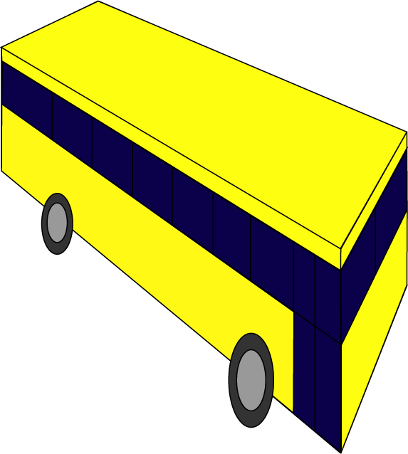 free download Perspective School Bus by Cory