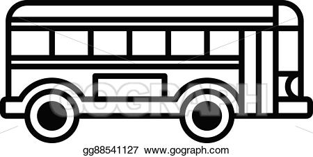vector download Vector bus transit. Clipart city vehicle