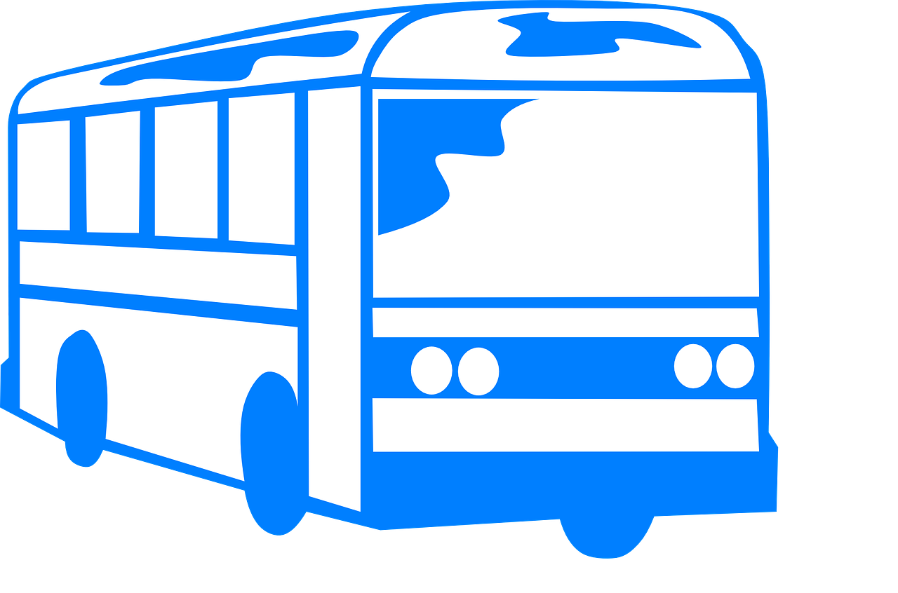 clip art freeuse Proposed mi house budget. Vector bus transit