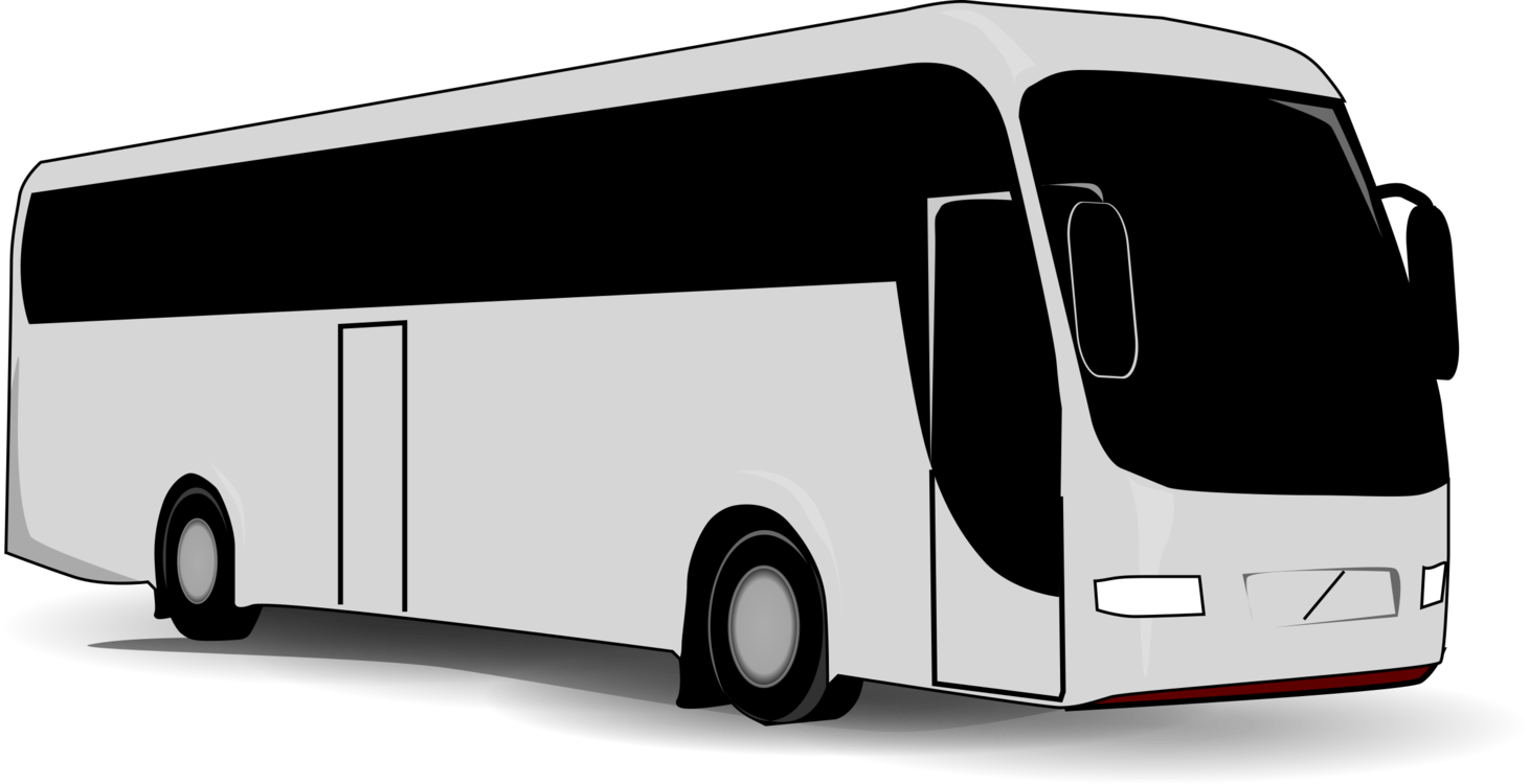 banner royalty free download Vector bus transit. Tour service greyhound lines