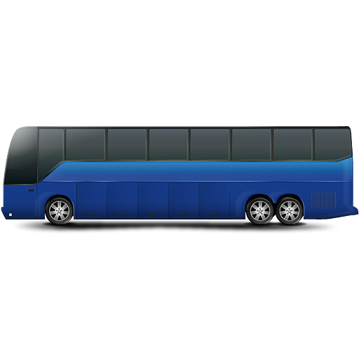 image stock Vector bus travel. Driver icons png free