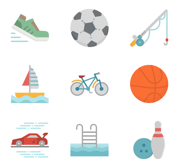 banner library stock Vector business competition. Icons free sports