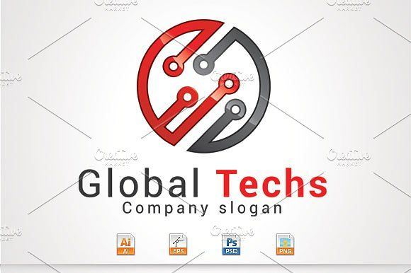 clip freeuse download Global techs templates this. Vector business feature