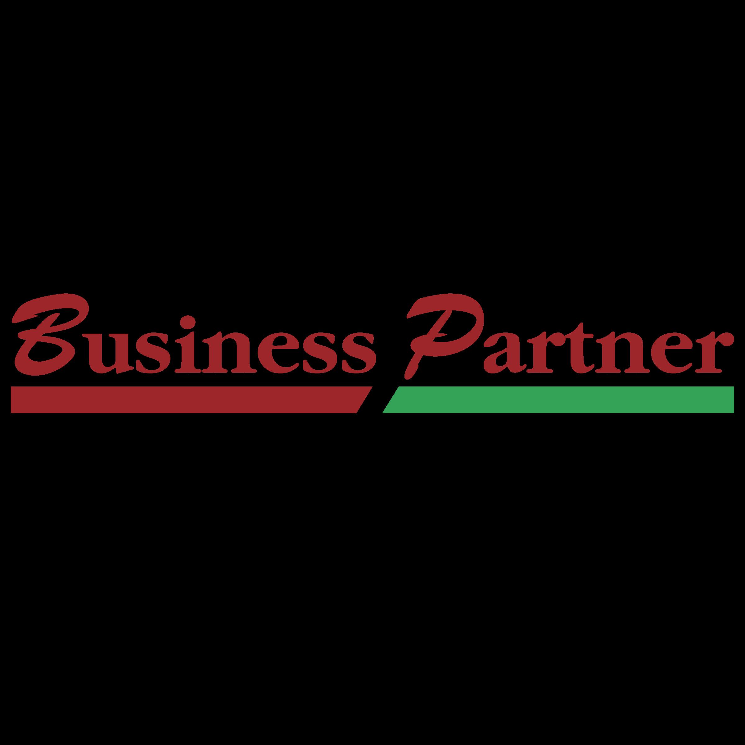 clip royalty free download Logo png transparent svg. Vector business partner