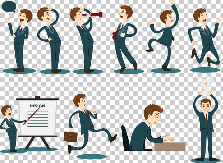jpg free Vector business person. Businessperson illustration png clipart