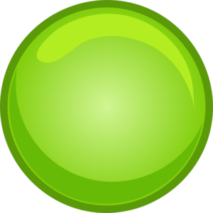 graphic transparent download Green clip art at. Vector button blank