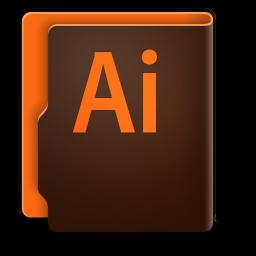 graphic black and white stock Adobe cc icon aquave. Vector button illustrator