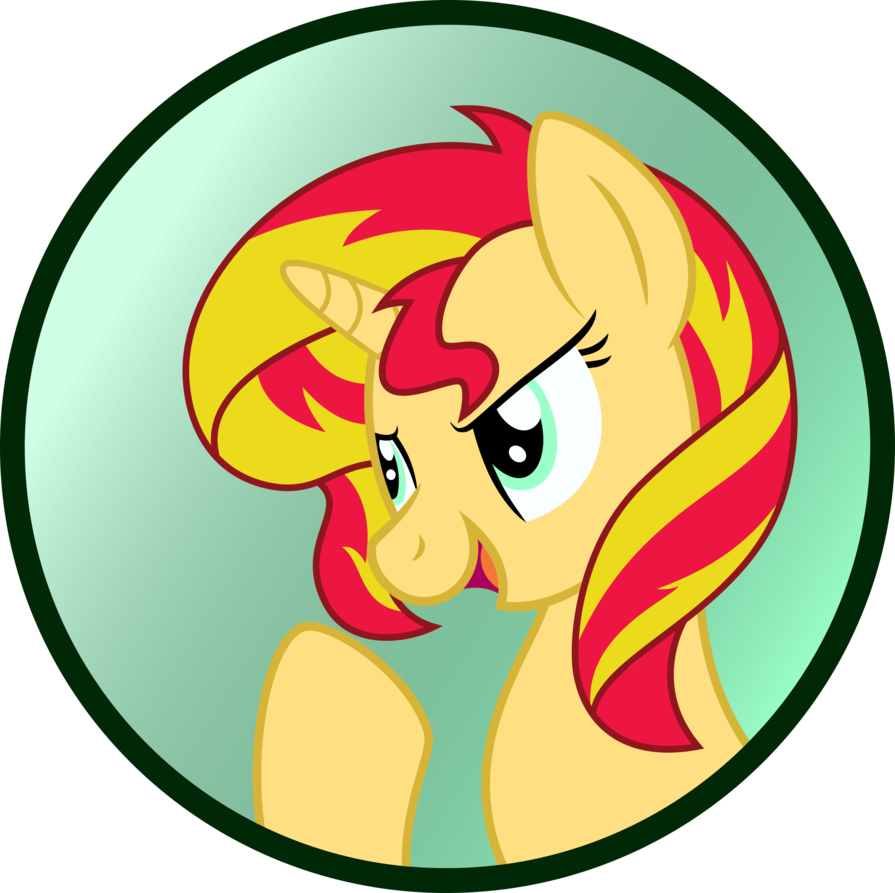 royalty free download Vector buttons digital. Sunset shimmer button by