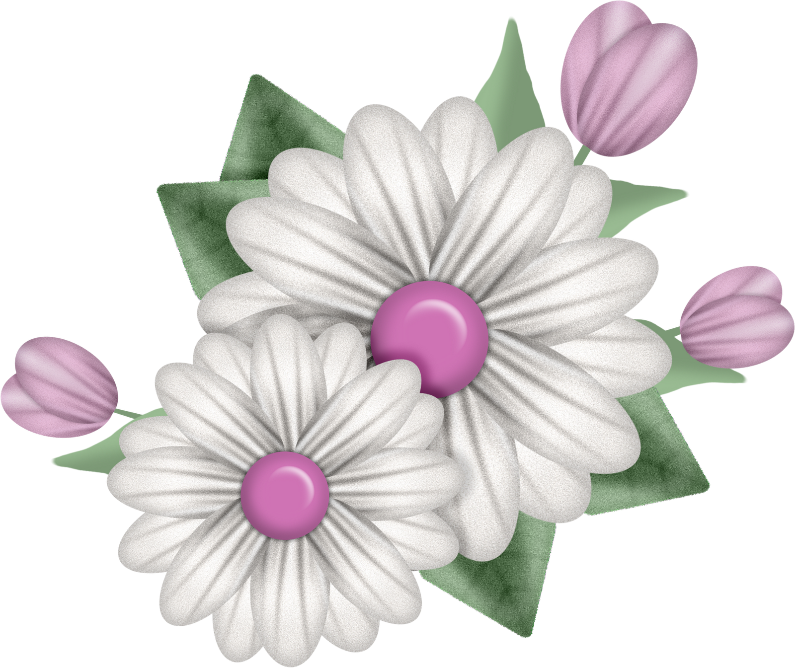 jpg free library Vector buttons flower. Circle frame clip art