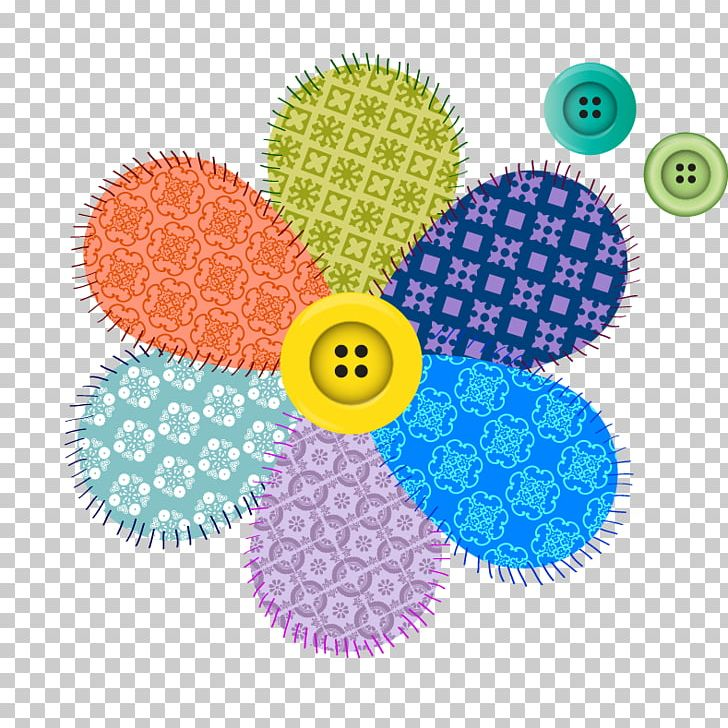 clip art Adobe illustrator png clipart. Vector buttons flower