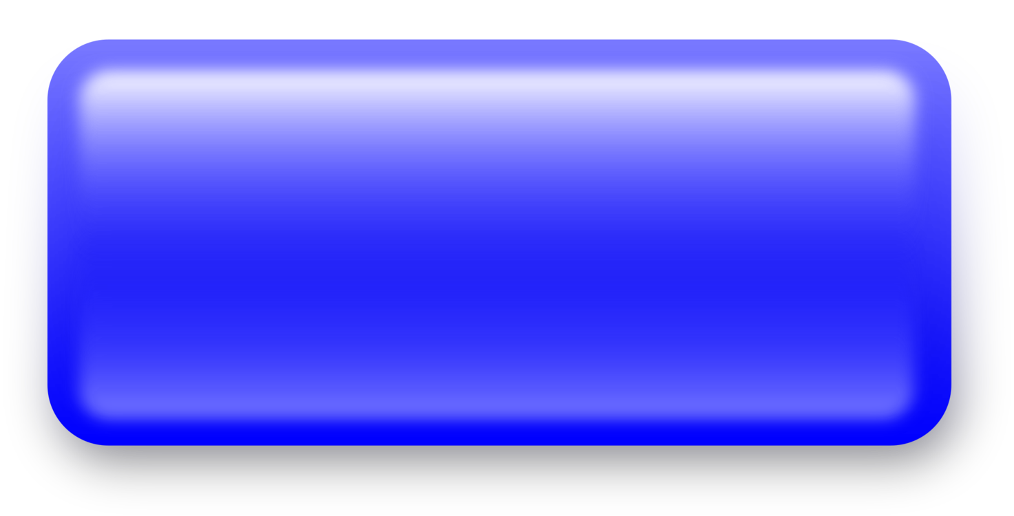 jpg library Button square blue computer. Vector buttons rectangle
