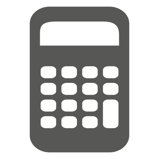 jpg royalty free Calculator icon transparent png. Vector calculation flat