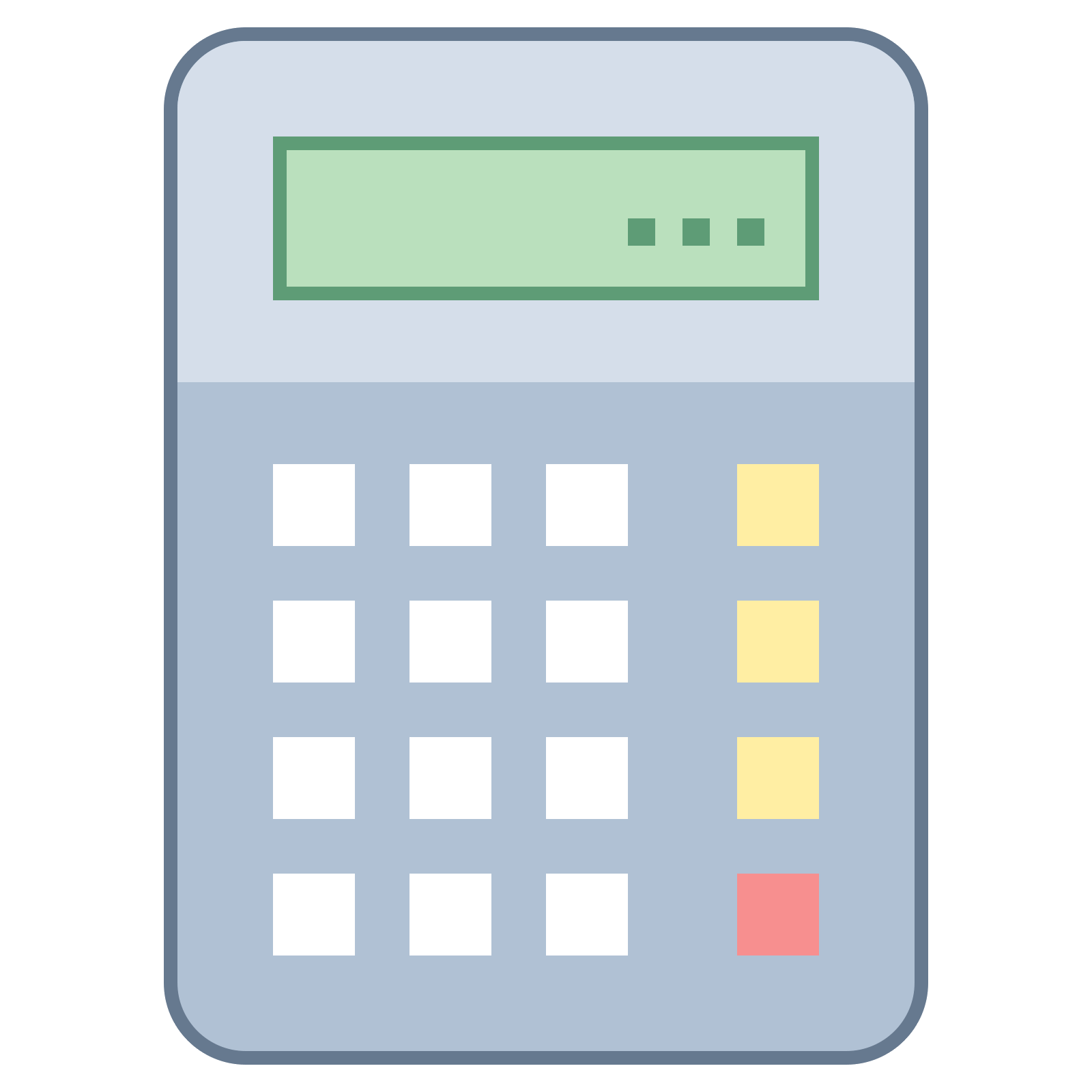 jpg black and white Calculator icon free download. Vector calculation tax