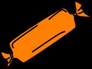 clip art library download Vector candy cartoon. Orange bar clip art