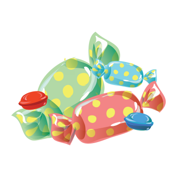 vector download Colors png vectors psd. Vector candy colorful