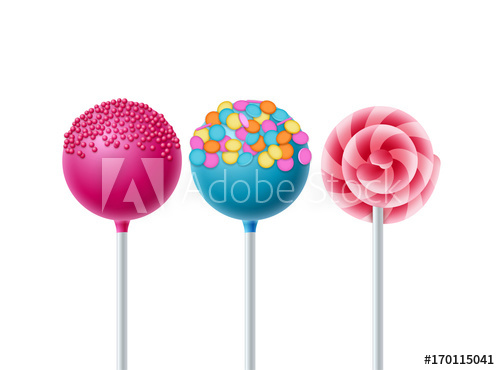 clipart transparent library Lollipops food background lollipop. Vector candy dessert