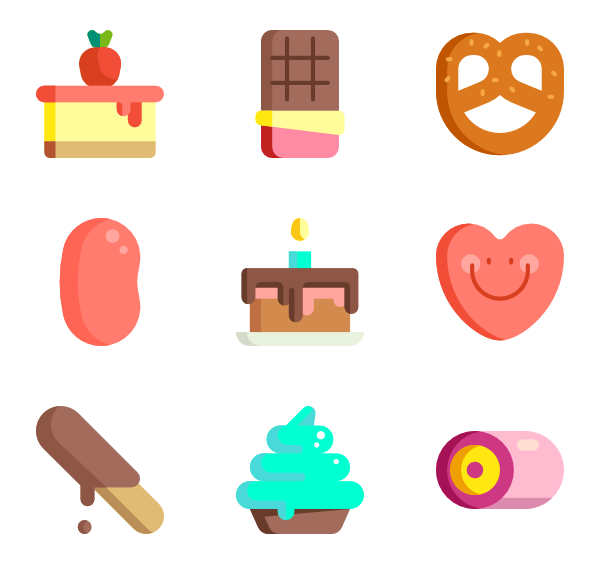 svg black and white download  icon packs for. Vector candy dessert