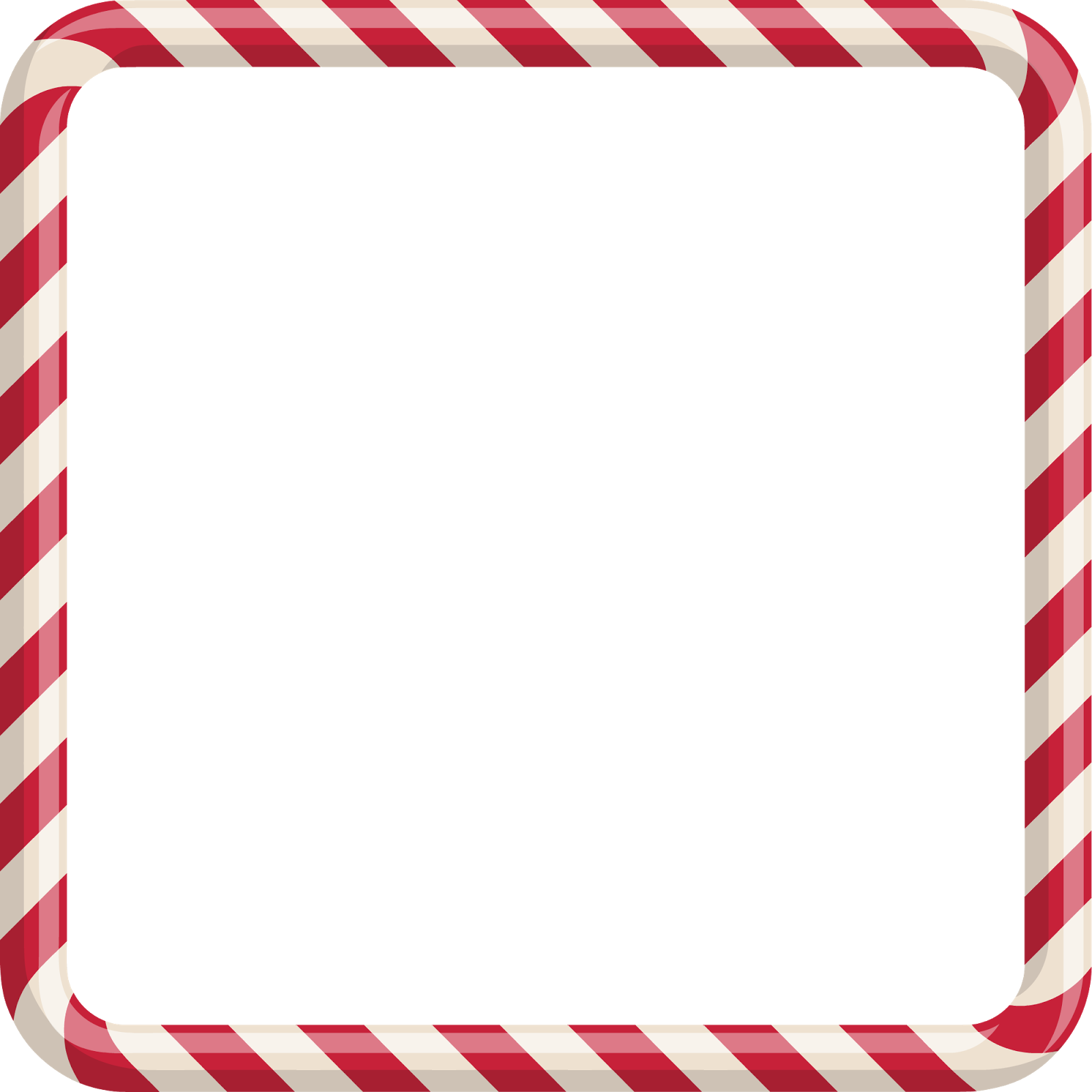 graphic free download  cane png for. Vector candy frame
