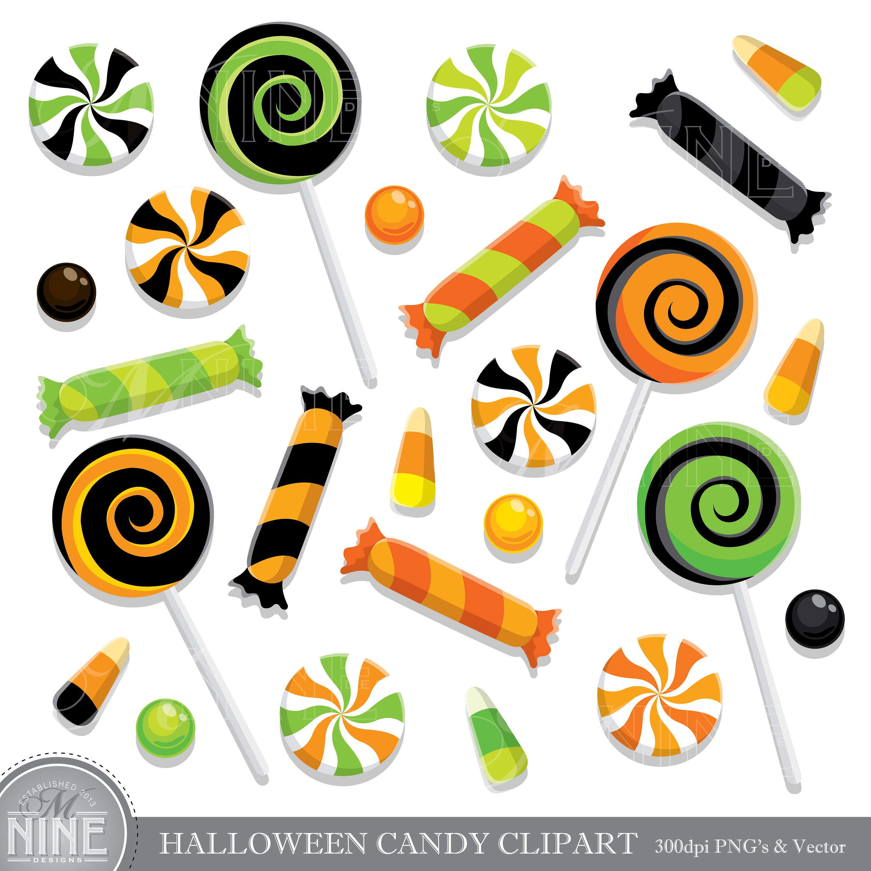 png library Clip art clipart downloads. Vector candy halloween