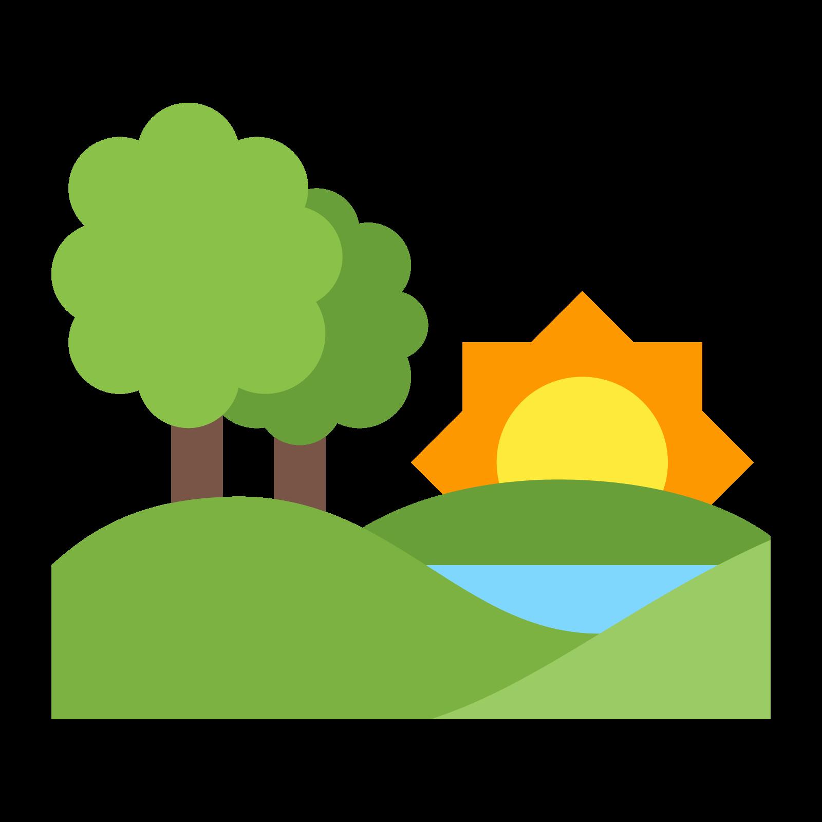 clip art download hill vector nature #113577110