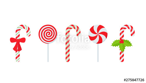 png free Cane christmas stick and. Vector candy lollipop