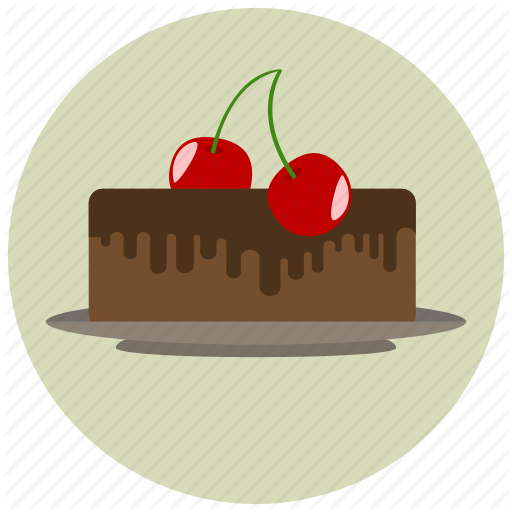 picture black and white library Vector candy pastries. Sweets and by roundicons