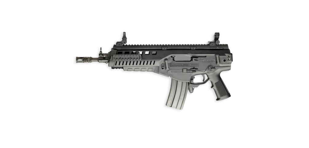svg free Vector carbine 5.56. Arx a assault rifle