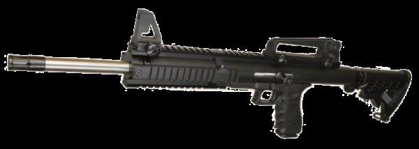 vector royalty free stock Best pistol caliber carbines. Vector carbine 9 millimeter