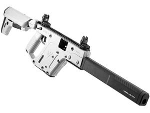 banner Kriss crb gen mm. Vector carbine alpine white