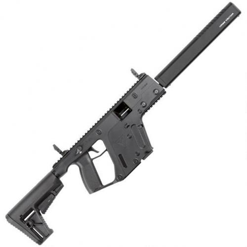 image black and white library Vector carbine black and gold. Kriss usa inc crb