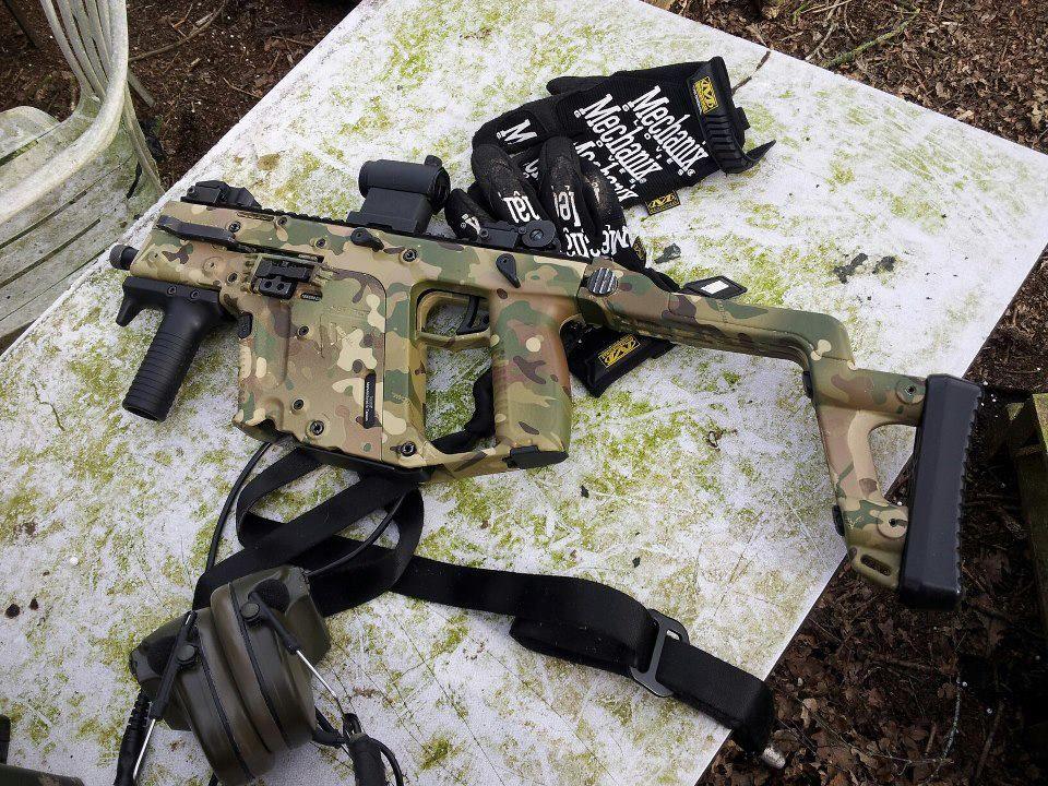 image free Pin on gun . Vector carbine camo