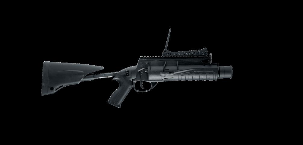 clip art library library Glx a beretta defense. Vector carbine grenade launcher