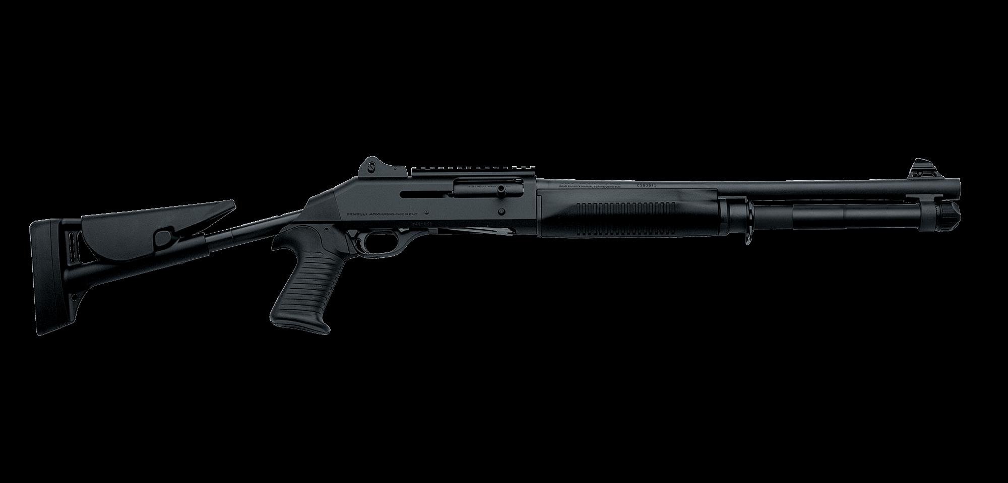clip art royalty free download Vector carbine grey. Close quarter battle beretta