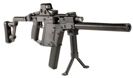 svg freeuse library Vector carbine kriss super v. Sbr so short barrel