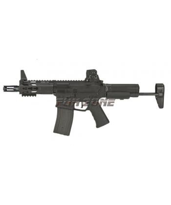 image free library Trident mk pdw black. Vector carbine krytac